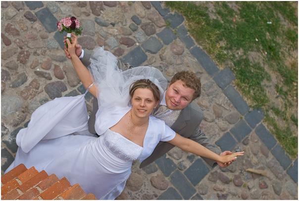 Plener ślubny Marysi i Michala