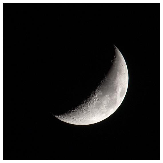 Łysy czyli księżyc