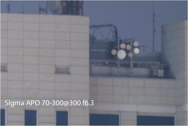 Sigma 70-300/4.5-5.6 APO