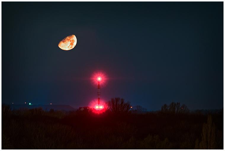 Zachód Księżyca