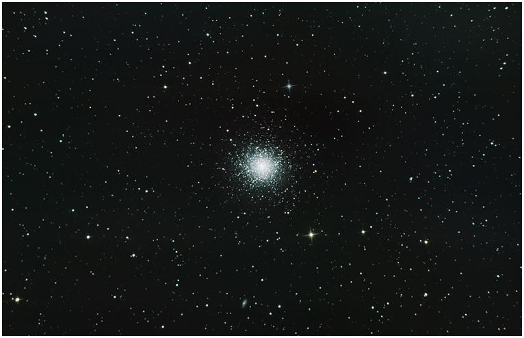 M13 - Gromada Herkulesa / Astrofotografia