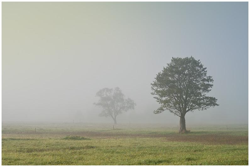 Krajobraz Kurpie Fotografia