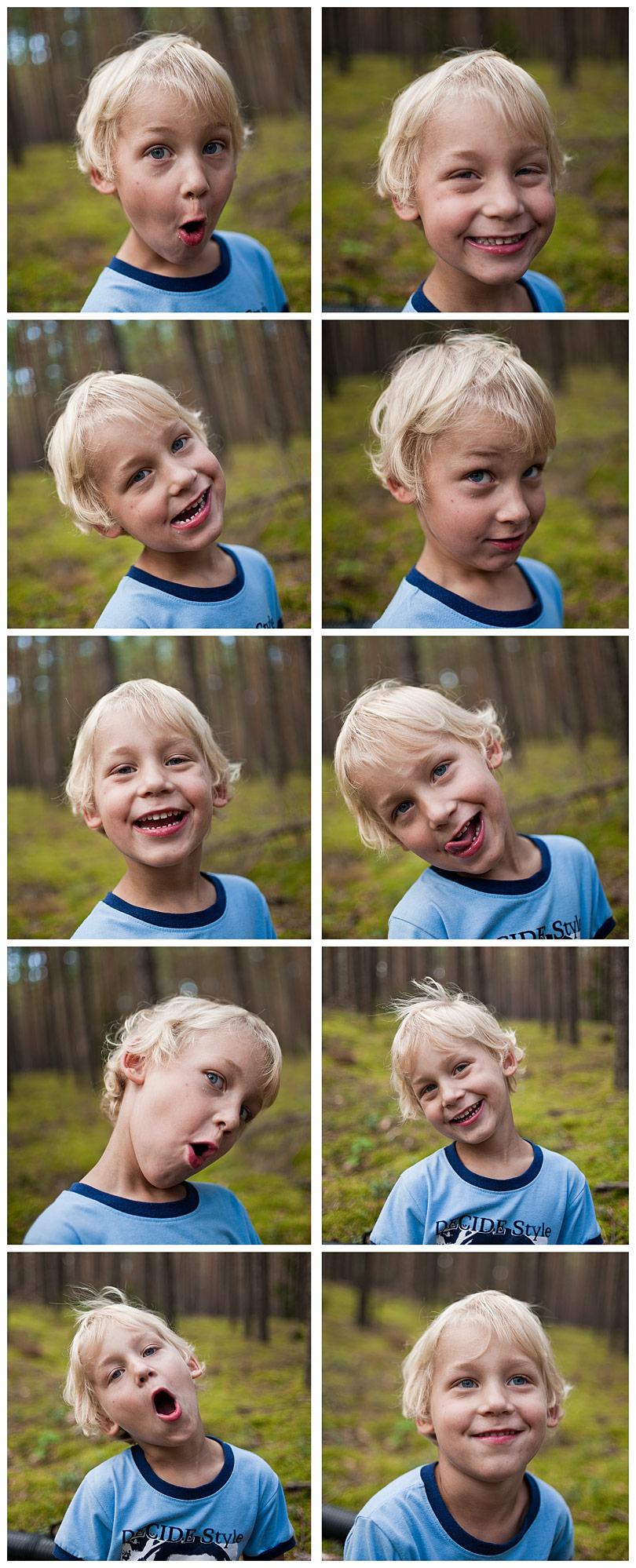 Fotografia rodzinna i okolicznościowa - Wojtek